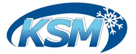 KSM Logo Kälte & Klimatechnik GmbH